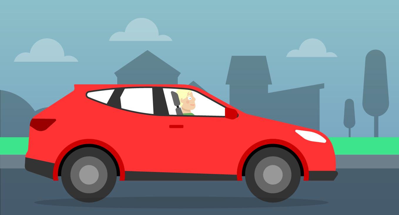 Wat kost de Volkswagen Touareg per maand?