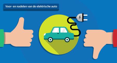 De grootste voordelen en nadelen van de elektrische auto
