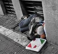 Zorg om dak- en thuislozen