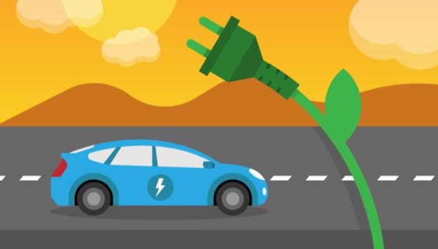 Wat kost een elektrische auto per maand?