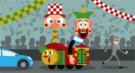 Onmisbare verzekeringen met carnaval